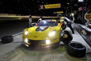 Оливер Гэвин, Томми Милнер, Марсель Фесслер, Corvette Racing, Chevrolet Corvette C7.R (№4)