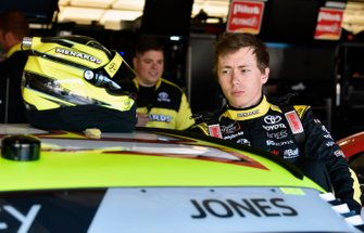 Brandon Jones, Joe Gibbs Racing, Toyota Supra Menards