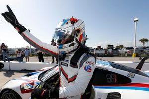 Pole Winner #911 Porsche GT Team Porsche 911 RSR, GTLM: Patrick Pilet