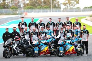 Marc VDS team group photo
