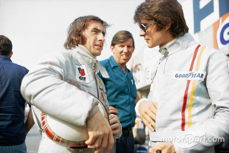 O GP da Itália de 1971 marcou outro título inédito entre as equipes. François Cevert completou o pódio em Monza e deu à britânica Tyrrell seu único mundial de construtores. Na etapa anterior, na Áustria, Stewart conquistara seu bi.