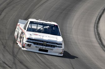 Robby Lyons II, Chad Finley Racing, Inc., Chevrolet Silverado Sunwest Construction / Crown Exteriors