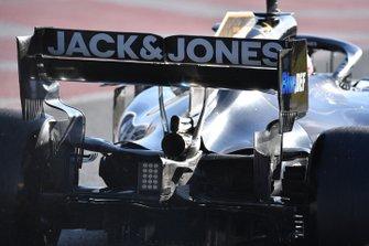 Romain Grosjean, Haas F1 Team VF-19 achterkant