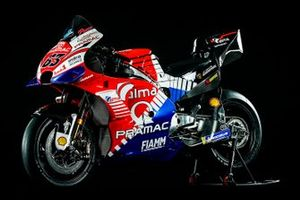 Bike von Francesco Bagnaia, Pramac Racing