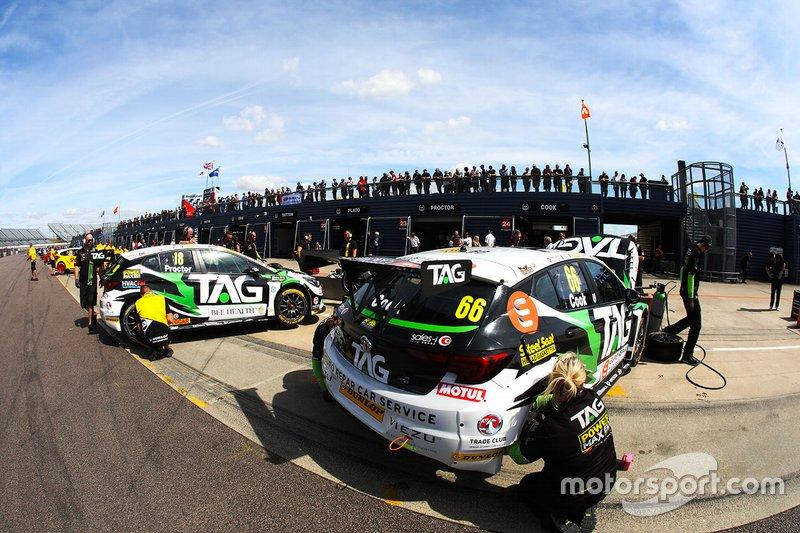 WEB Collard joins Power Maxed Racing