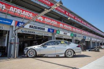 Car of Todd Hazelwood, Matt Stone Racing Ford