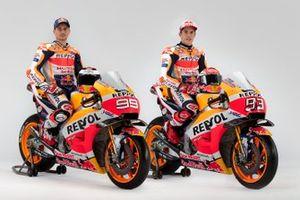Jorge Lorenzo, Repsol Honda Team; Marc Marquez, Repsol Honda Team