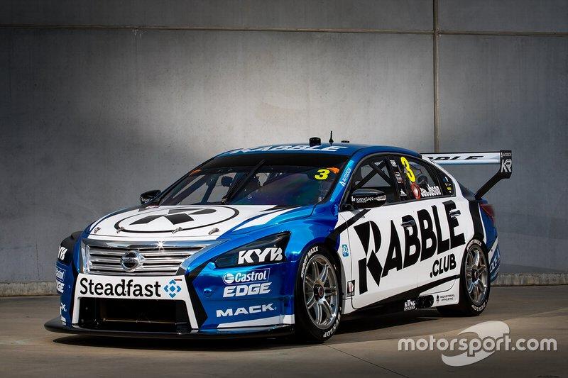 Garry Jacobson, Kelly Racing