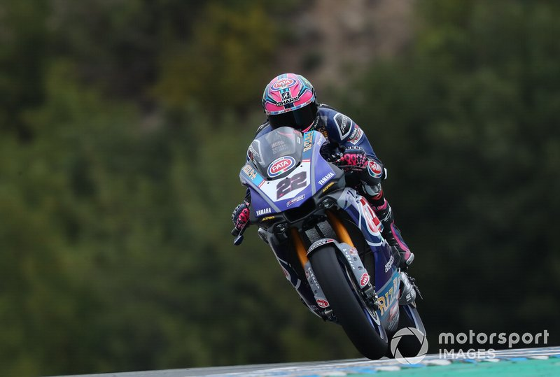 #22 Yamaha Pata: Alex Lowes