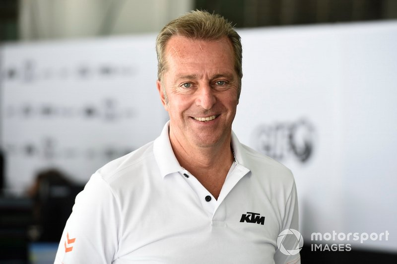 Hervé Poncharal, KTM Tech3 Team Principal
