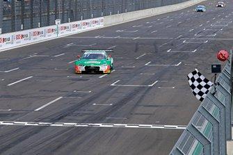 Race winner Nico Müller, Audi Sport Team Abt Sportsline, Audi RS 5 DTM