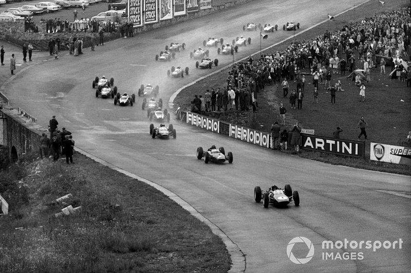 1963 Jim Clark, Lotus