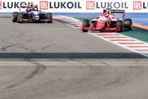 Маркус Армстронг, PREMA Racing, и Нико Кари, Trident