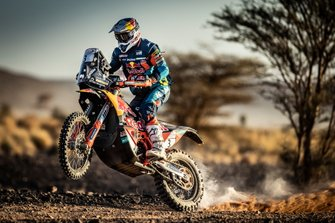 #3 Red Bull KTM Factory Racing: Matthias Walkner