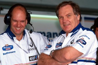 Adrian Newey, Patrick Head, Williams