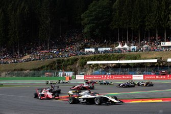 Christian Lundgaard, ART Grand Prix en Robert Shwartzman, PREMA Racing