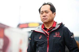 Toyoharu Tanabe, Honda F1