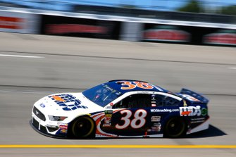 David Ragan, Front Row Motorsports, Ford Mustang MDS Trucking