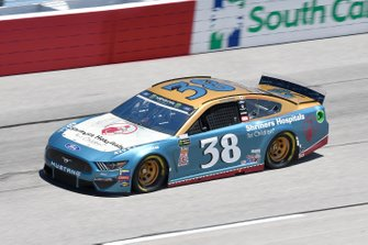 David Ragan, Front Row Motorsports, Ford Mustang Shriners Hospitals for Children