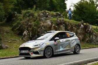 Daniele Campanaro, Irene Porcu, Ford Fiesta R1, Jolly Racing Team