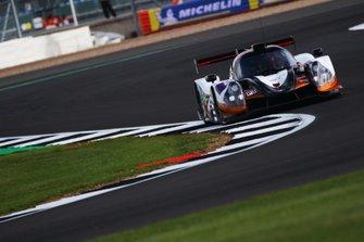 #8 Nielsen Racing Ligier JS P3 Nissan: Nobuya Yamanaka, James Littlejohn