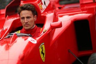 Robbie Kerr, Ferrari