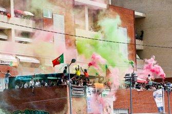 Fans in Vila Real