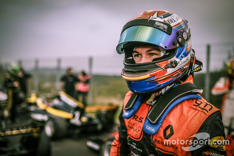 Amaury Cordeel, MP Motorsport