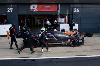 #6 Team LNT Ginetta G60-LT-P1 - AER: Micheal Simpson, Christopher Dyson, Guy Smith