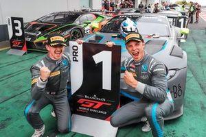 Race winner #76 R-Motorsport Aston Martin Vantage AMR GT3: Ricky Collard, Marvin Kirchhöfer