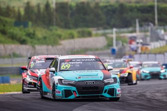 Жан-Карл Вернэ, Leopard Racing Team Audi Sport, Audi RS3 LMS TCR