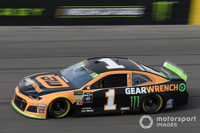 17. NASCAR Cup: Kurt Busch to Chip Ganassi Racing