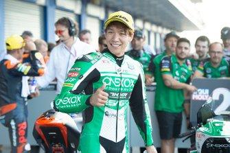 Tetsuta Nagashima, SAG Racing Team, deuxième des qualifications
