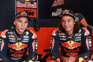 Deniz and Can Can Oncu, KTM Ajo
