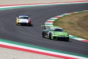 Jaden Conwright, Dinamic Motorsport e Diego Bertonelli, Q8 Hi Perform