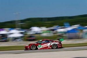 #9 PFAFF Motorsports Porsche 911 GT3 R, GTD: Matt Campbell, Zacharie Robichon