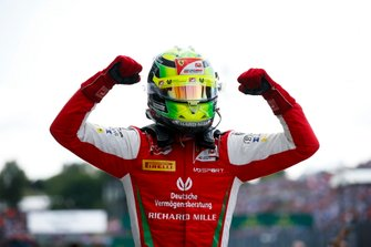 Winnaar Mick Schumacher, Prema Racing