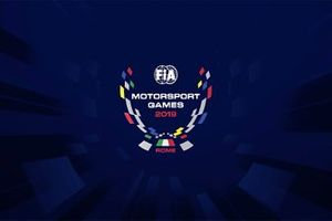 Motorsport Games Logo