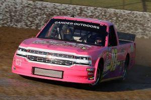 Jake Griffin, Mike Affarano Motorsports, Chevrolet Silverado ClayneCrawfordFoundation.org