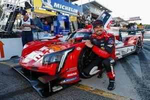 #31 Whelen Engineering Racing Cadillac DPi, DPi: Felipe Nasr, Pole Winner