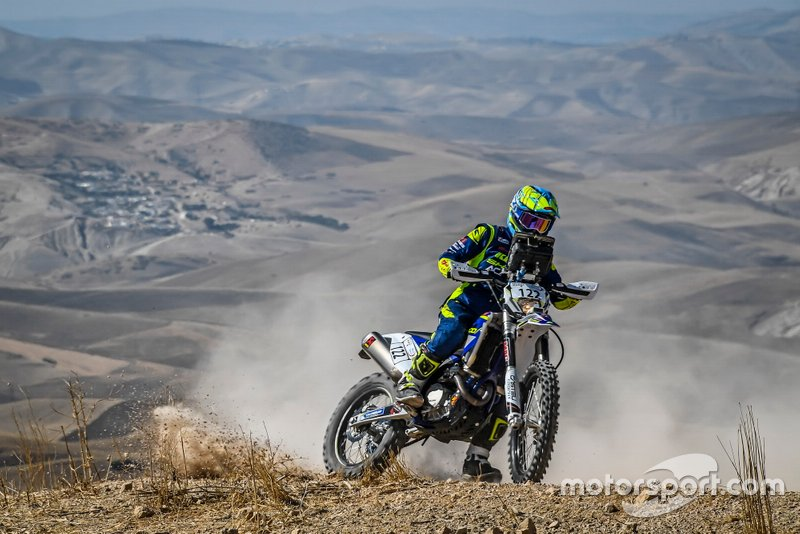 Xavier Flick, Sherco TVS Rally Factory