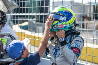 Felipe Massa, Venturi Formula E on the grid with son, Felipinho