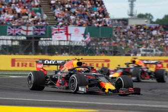 Пьер Гасли и Макс Ферстаппен, Red Bull Racing RB15