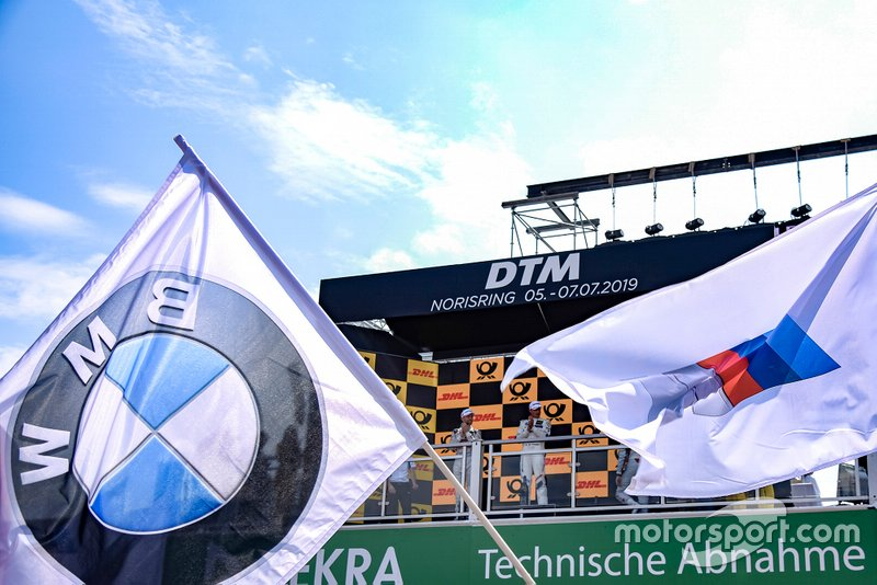 Atmosphere, BMW, winnig ceremony