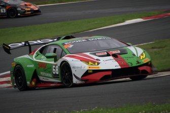 #68 Gama Racing, Chris van der DRIFT,Evan CHEN