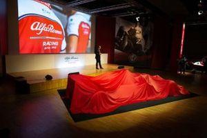 Alfa Romeo Racing C38 Monza livery