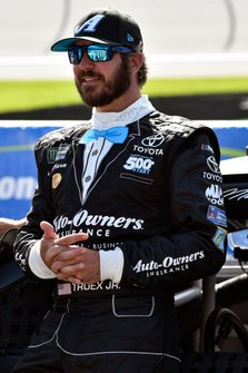 Martin Truex Jr., Joe Gibbs Racing, Toyota Camry Auto-Owners Insurance/Martin Truex Jr. 500th Start