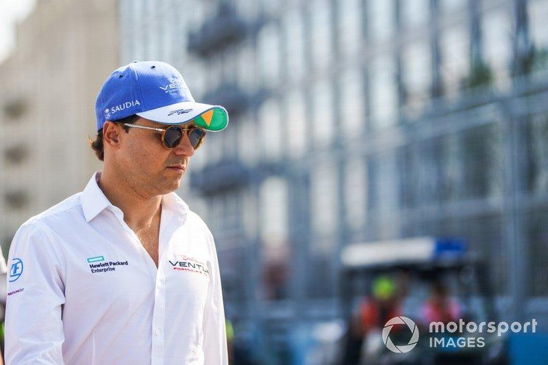 Venturi - Felipe Massa