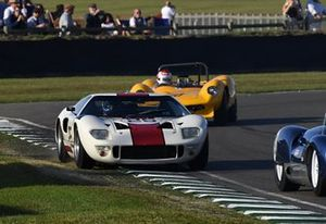 Whitsun Trophy Adrian Newey Ford GT40