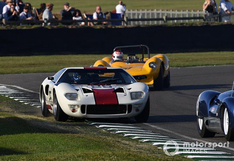 Whitsun Trophy Adrian Newey Ford GT40